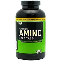Аминокислоты Optimum nutrition Superior Amino 2222 New 160 таб.